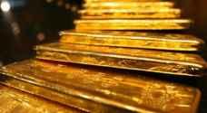 ارتفاع الأسهم يكبح مكاسب الذهب