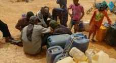 عشرات الإصابات بالتسمم في مخيم الركبان