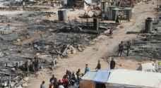 ٤ انتحاريين يفجرون أنفسهم بمخيم للاجئين في لبنان