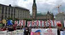 ألمانيا تستضيف قمة العشرين وتستعد لتظاهرات تتوعد 'بالجحيم'