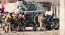 'داعش' يلجأ للانتحاريين لوقف تقدم القوات العراقية بالموصل