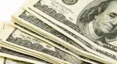 الدولار بأعلى سعر في ٧ أسابيع