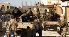 قوات حفتر تواصل عمليات التمشيط في بنغازي رغم اعلان 'تحريرها'