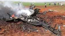 المعارضة تعلن إسقاط طائرة حربية سورية