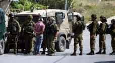 الاحتلال يعتقل ١٦ فلسطينيا بالقدس والضفة الغربية