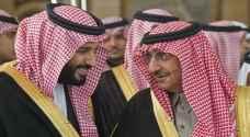 رويترز: تنحية ولي عهد السعودية بسبب إدمانه المورفين والكوكايين