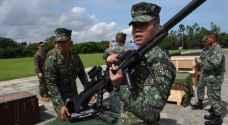 اسلحة اميركية للفيليبين لمكافحة الارهاب