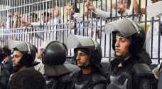 مصر.. إحالة أوراق ٨ متهمين للمفتي في 'اقتحام قسم حلوان'