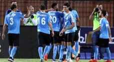 الفيصلي يواجه الاهلي المصري في نصف نهائي البطولة العربية