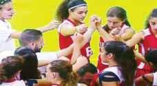 منتخب السيدات يلاقي تونس في البطولة العربية لكرة السلة