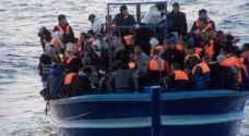 إسبانيا تنقذ ٦٠٠ مهاجر في يوم واحد
