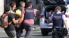القبض على يونس أبو يعقوب منفذ هجوم برشلونة