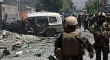 سقوط صاروخ وسط العاصمة الأفغانية كابول