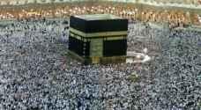 اكثر من ١,٤ مليون وصلوا الى السعودية لاداء مناسك الحج