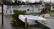 إعصار يضرب تكساس ويتسبب بفيضانات كارثية..فيديو