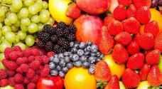 قوس قزح.. سر النظام الغذائي الصحي