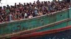 انتشال جثث ٢٠ لاجئا من 'الروهينغا' في بنغلاديش