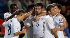 ألمانيا تضع قدما في المونديال بـ'سجل مثالي'