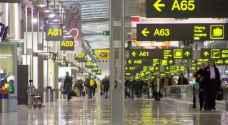 إخلاء طائرة في مطار بروكسل بسبب إنذار عن قنبلة