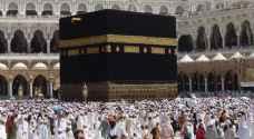 السعودية: زيادة عدد الحجاج بنسبة ٣٠ %