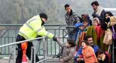 وصول ٨ لاجئين أفغان إلى كابول بعد ترحيلهم من المانيا