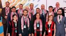 'المركزي' يفوز بجائزة العضو الأكثر تفاعلا من التحالف العالمي للشمول المالي