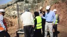 الناصر: بدء تنفيذ مشروع صرف صحي ناعور بقيمة ١٢ مليون دولار