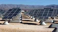 ٤ محطات تعمل بالطاقة الشمسية لضخ المياه في الزرقاء