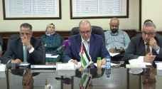 ١٧٨ مليون دولار حجم التبادل التجاري بين الأردن وفلسطين