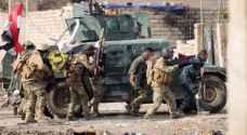 القوات العراقية تستعيد مناطق تسلل إليها داعش قرب الرمادي