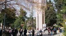 ١٥ الف طالب سوري في الجامعات الأردنية