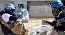 باريس وواشنطن يواصلان التحقيق باستخدام اسلحة كيميائية في سوريا