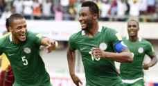 نيجيريا إلى نهائيات مونديال روسيا ٢٠١٨