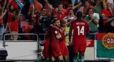البرتغال تطير إلى كأس العالم وسويسرا إلى الملحق