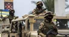 الجيش المصري يحبط هجوما إرهابيا بالعريش