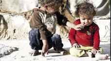 صور أطفال سوريين يعانون نقصا حادا في التغذية تثير صدمة الامم المتحدة