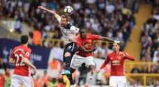 مانشستر يونايتد يستقبل توتنهام في الدوري الانجليزي