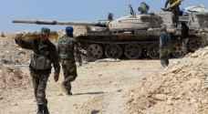 الاعلام الرسمي السوري يعلن 'تحرير' مدينة دير الزور بالكامل
