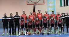 منتخب السلة يلاقي العراق ودياً