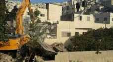 الاحتلال يأمر ٣٠٠ فلسطيني بإخلاء منازلهم في الاغوار