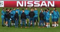 ريال مدريد يبحث عن التأهل في دوري أبطال أوروبا