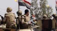 مقتل ١١ ارهابيا بتبادل اطلاق نار مع قوات الامن المصرية