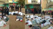 مصر.. الإطاحة بمدير مدرسة بعد تمثيل هجوم 'الروضة'