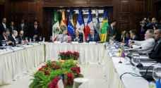 حكومة فنزويلا والمعارضة تتفاوضان في سانتو دومينغو
