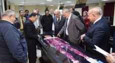 افتتاح مختبر التشريح الرقمي بكلية الطب في الجامعة الهاشمية
