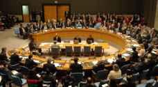 مجلس الامن يناقش الملفين السياسي والانساني السوري الثلاثاء
