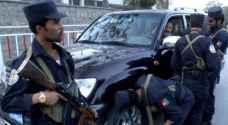 مقتل ستة مدنيين في هجوم انتحاري بالقرب من فرع للاستخبارات الافغانية في كابول