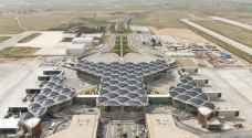مطار الملكة علياء الدولي يسجل ارتفاعاً بحركة المسافرين