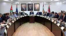 الأمير فيصل يزور وزارة الداخلية ويلتقي المحافظين