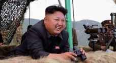 خطاب كيم جونغ : الزر النووي موجود بمكتبي